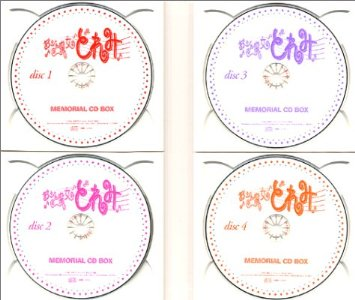 おジャ魔女どれみ メモリアルCD BOXの紹介画像2