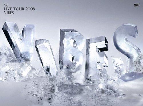 V6 LIVE TOUR 2008 VIBES【初回生産限定】(ジャケットA) [DVD]...:clothoid:10010791