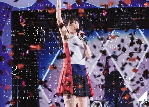 【Amazon.co.jp限定】乃木坂46 3rd YEAR BIRTHDAY LIVE …...:clothoid:10011462