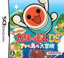 めっちゃ! 太鼓の達人DS 7つの島の大冒険(太鼓の達人専用タッチペン「バチペン」&「デコ☆シール」同梱) ナムコ Nintendo DS 新品