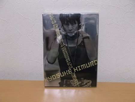 氷室京介 COUNTDOWN LIVE CROSSOVER 12-13」(ex BOOWY) Blu-ray DISC + 2 LIVE CD 新品