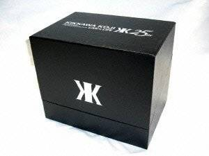 KIKKAWA KOJI 25th ANNIVERSARY LIVE FILM COLLECTION 『LIVE=LIFE』(初回限定生産) [DVD] 吉川晃司 新品