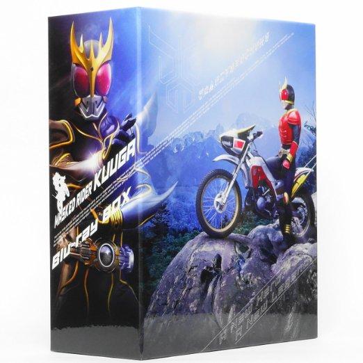 仮面ライダークウガ Blu‐ray BOX 【初回生産限定版】 全3巻セット [マーケットプレイス Blu-rayセット] オダギリジョー 新品