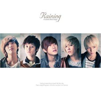 Raining(DVD付) Single, CD...の商品画像