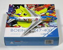 Phoenix 全日空 ポケモンジェット1999 B747 JA8964 1/400 バンプレスト