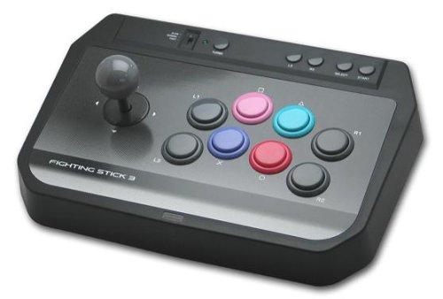 ファイティングスティック3 ホリ  PlayStation 3 新品