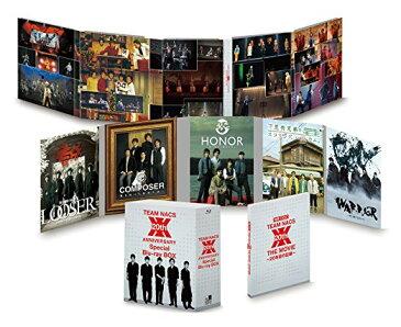 TEAM NACS 20th ANNIVERSARY Special Blu-ray BOX 【初回生産限定】(中古)マルチレンズクリーナー付き