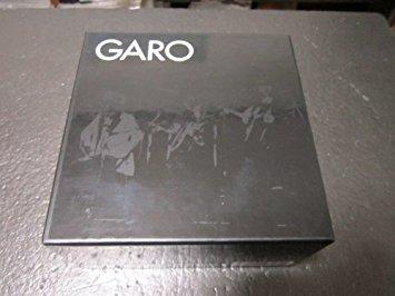 GARO BOX(DVD付)[Limited Edition] CD マルチレンズクリーナー付き 新品