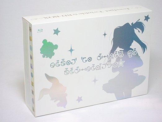 TVアニメ「ジュエルペット てぃんくる☆」BD-BOX(完全受注生産) 新品