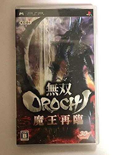 無双OROCHI 魔王再臨 コーエー Sony PSP 新品