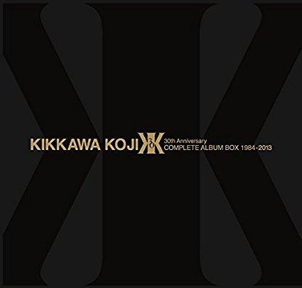 Complete Album Box (SHM-CD+CD) (完全初回生産限定) 吉川晃司 CD 新品