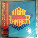 Artist Name: N - ナイト・レンジャー・ボックス CD 新品 マルチレンズクリーナー付き