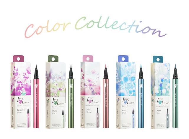 【数量限定】ラブライナー カラーコレクション LoveLiner ColorCollection