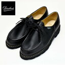 パラブーツ ミカエル ブラック 黒 PARABOOT MICHAEL 715604 NOIR BLACK チロリアンシューズ メンズ 靴 ブーツ