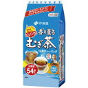 伊藤園 香り薫るむぎ茶 ティーバッグ 8.5g 1セット(162バッグ:54バッグ×3袋)