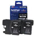 ブラザー インクカートリッジ LC11BK-2PK ブラック