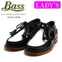 gh bass ローファー レディース WINNIE G.H.バス ウィニー ブラック ホワイト 革靴