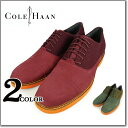 コールハーン COLE HAAN AIR HARRISON EVA OXFORD C10766 C10768 CORDOVAN NUBUCK WOOL/ MILITARY NUBUCK WOOLC10766 C10768 コードヴァンヌバックウール ミリタリー