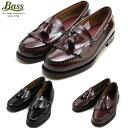 G.H BASS LAYTON BLACK/ BURGUNDY/ 490161/490268G.H.BASS G.H.バス LAYTON レイトン ブラック/バーガンティ/ワイン ローファー 革靴 ..