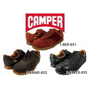 カンペール CAMPER RED-031/KHAKI-032/BLACK-033 20878-31/20878-032/20878-33LADY'S[co-3]