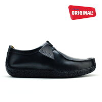 CLARKS111547GNATALIEBLACKLEATHER���顼�����ʥ��꡼�֥�å��쥶����������������