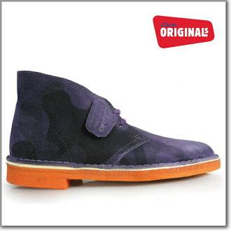 男式 Clarks 沙漠靴 CLARKS 沙漠啟動 66302