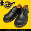 ドクターマーチン 3ホール ギブソン Dr.MARTENS 1461 GIBSON ブラック 11838002
