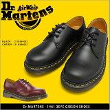 �ɥ������ޡ����� 3�ۡ��� ���֥��� Dr.MARTENS 1461 GIBSON �֥�å� �������å� 11838002 11838600