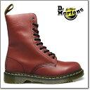 ドクターマーチン Dr.MARTENS 1490 10EYE BOOTS r11857600 CHERRY RED 10アイ ブーツ