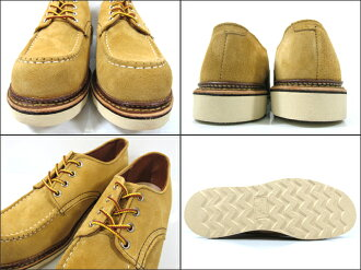 REDWING8105WORKOXFORDCLASSICMOCTOEMAIZE��åɥ����󥰥�����å����ե����ɥ⥫����ȥ��֡��ĥ쥶��������å��奻�å�����åɥ����󥰥���֡��ģ�������