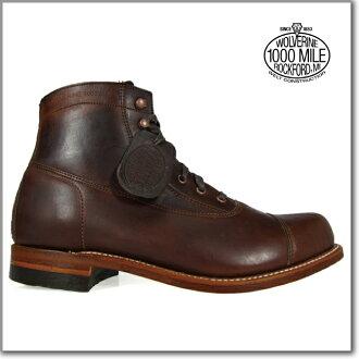 Rockford Wolverine Shoe Store