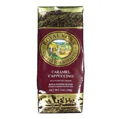 ROYAL KONA COFFEE ロイヤルコナコーヒー キャラメル