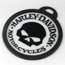 Harley-Davidson ハーレーダビッドソン スカルカッティングボード HDL-18527 /まな板/アメリカン雑貨/