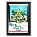 ハワイアンポスター トラベルシリーズ I-17 アメリカ雑貨 アメリカン雑貨