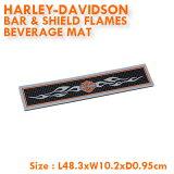 HARLEY-DAVIDSON ハーレーダビッドソン グラスマット HDL-18500 【02P11Apr15】