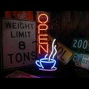 【送料無料】ネオンサイン /COFFEE OPEN コーヒー オープン