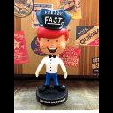 フィギュア 人形 アメリカンカンパニースタチュー Freddy Fast フレディファースト ヴィンテージキャラクター アメリカン雑貨 アメリカ雑貨