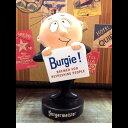 フィギュア 人形 アメリカンカンパニースタチュー  Burgie Man バーギーマン ヴィンテージキャラクター アメリカン雑貨 アメリカ雑貨