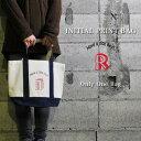 名入れ プレゼント・イニシャル トートバッグ 出産祝い ギフト バッグ 3カラー キャンバス