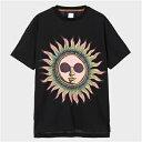 ポール・スミス ポールスミス 正規品 送料無料 ポールスミス ポール・スミス Psychedelic Sun プリントTシャツ ブラック S