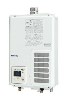 ψパロマ ガス給湯器【PH-203EWHFS】【PH203EWHFS】給湯専用 20号 屋内壁掛型 強制排気