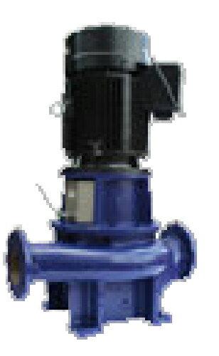 テラル ラインポンプ【LPE150K-515-e】50Hz 三相200V 鋳鉄製 2極/4極 LPE型