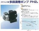 『カード対応OK!』三相電機 【PH2-2/2AT6.4】ステンレス製循環ポンプ 60Hz 三相200V