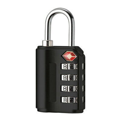 TSAロック南京錠4桁ダイヤルロック【PL-399】の商品画像