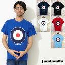 Lambretta Tシャツ 6色 ターゲットマーク ランブレッタ メンズ