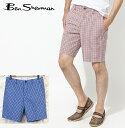 ベンシャーマン Ben Sherman ショーツ 短パン ハウスギンガムチェック メンズ モッズ ギフト