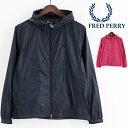 ショッピングフレッドペリー フレッドペリー Fred Perry ジャケット パッカブルフーデッド ジャケット 2色 ネイビー ピンク 正規販売店 メンズ ギフト