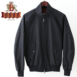 Barracouta Baracuta G9 original Harrington jacket United Kingdom-2013 New mens Original Made in England clothing Harrington jacket swing top swing top swing swing jacket Dark Navy Dark Navy brcps0001300