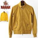 セール SALE バラクータ Baracuta G9 GD ガーメントダイ ハリントンジャケット 2色 マスタード イエローサン バラクータ メンズ スイングトップ ブルゾン バラクータ g9 ギフト 父の日