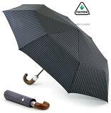 フルトン FULTON 傘 アンブレラ メンズ Chelsea 紳士用 紳士 折りたたみ傘 【】 英国王室御用達 チェルシー ストライプ ネイビー Umbrella かさ イギリス fultong81